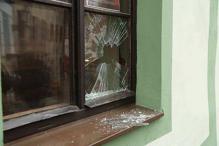 A2B Glass are able to board up broken windows while they are being repaired in Southall Green.